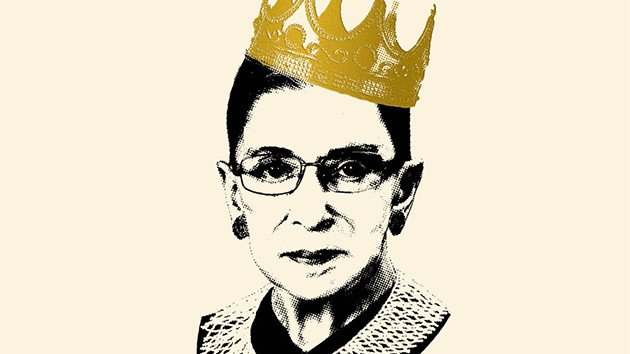 Book Club Meets in DC to Discuss 'Notorious RBG' Book
