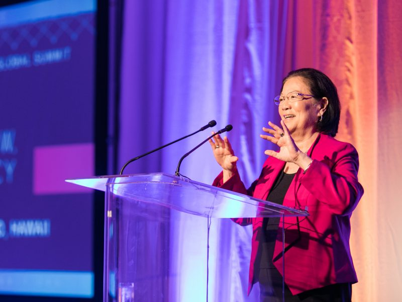 ChIPs Names U.S. Senator Mazie K. Hirono to Hall of Fame