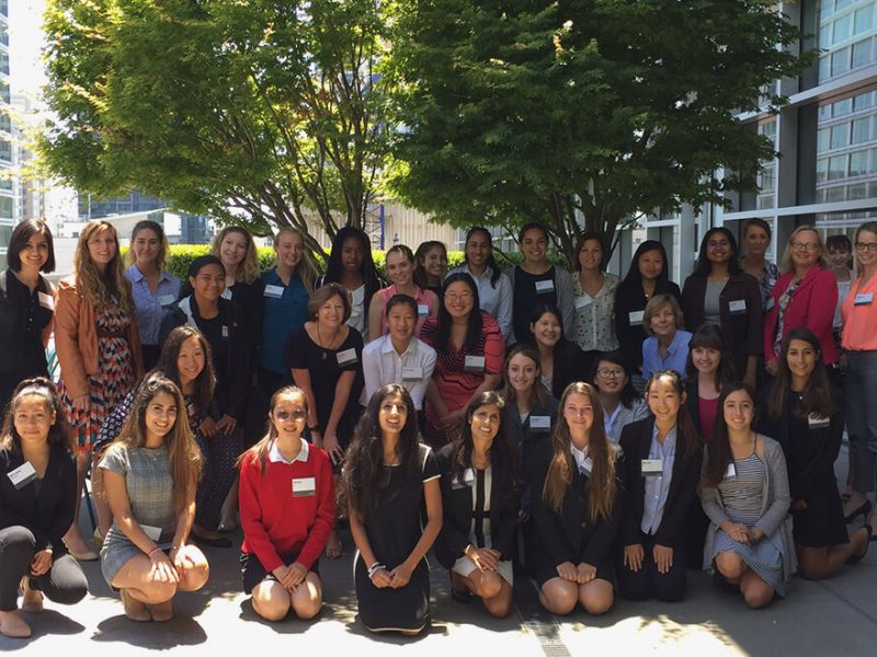 ChIPs ALI Program for High School Girls Completes Its Second Year
