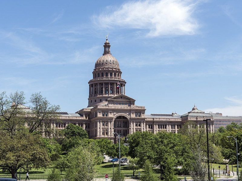 Texas Chapter Event: What Tech Can Expect From This Texas Legislative Session
